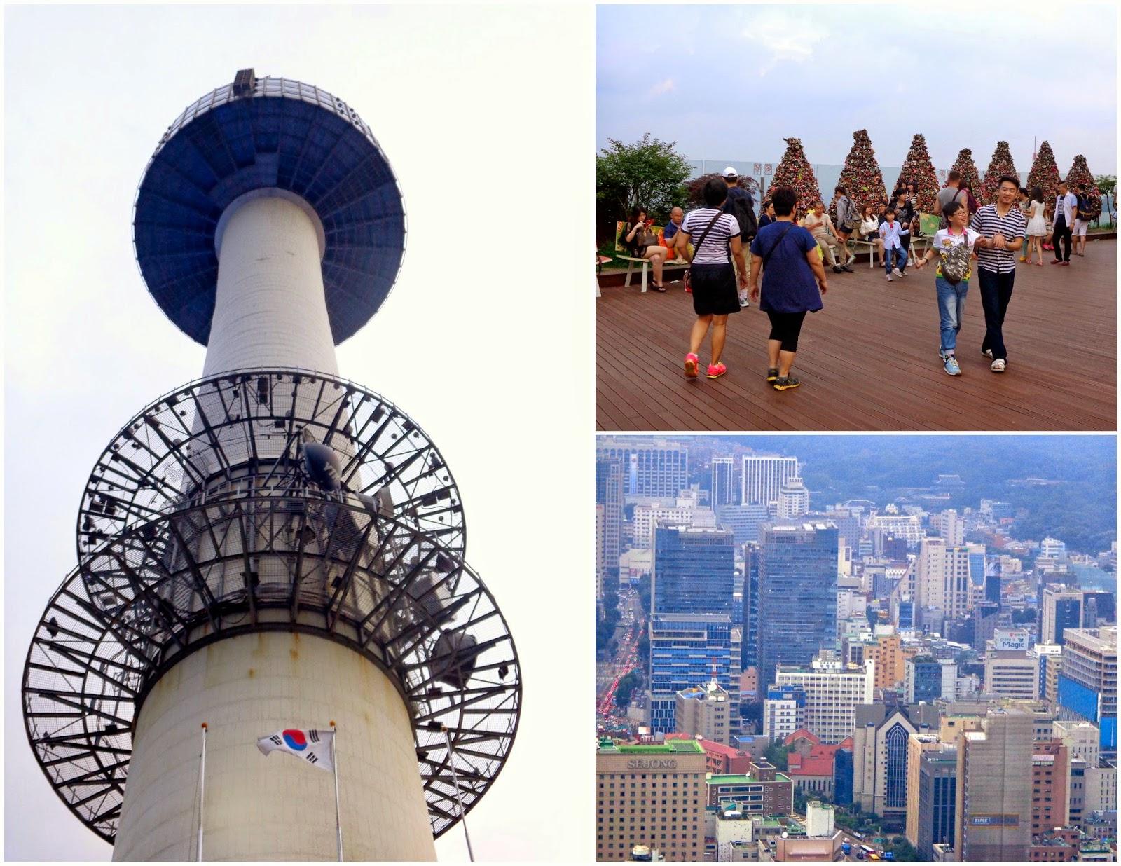 N Seoul Tower (Namsan Tower)