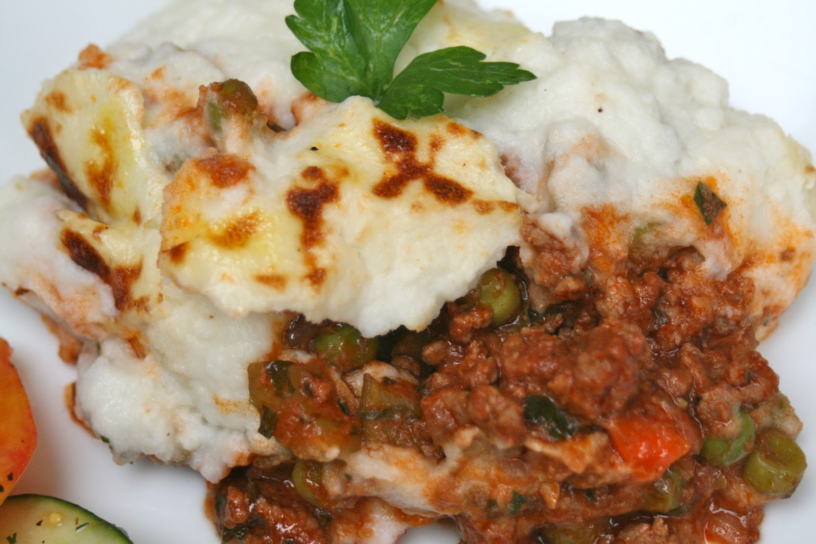 CupcakesOMG!: Paleo Shepherd's Pie, Minus the Shepherd Part