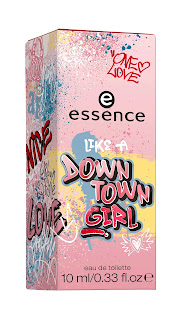 "essence trend edition ""urbaniced"" - essence urbaniced – like an uptown girl fragrance - www.annitschkasblog.de"