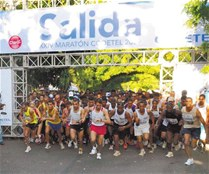 Azuano Edwin Duval gana Maratón Claro
