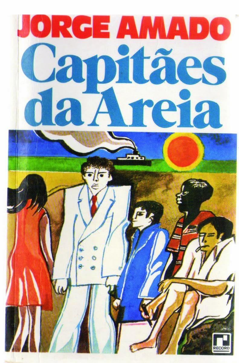Capitães da Areia, Jorge Amado