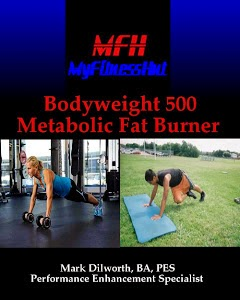FREE Download:  Bodyweight 500 Fat Burner