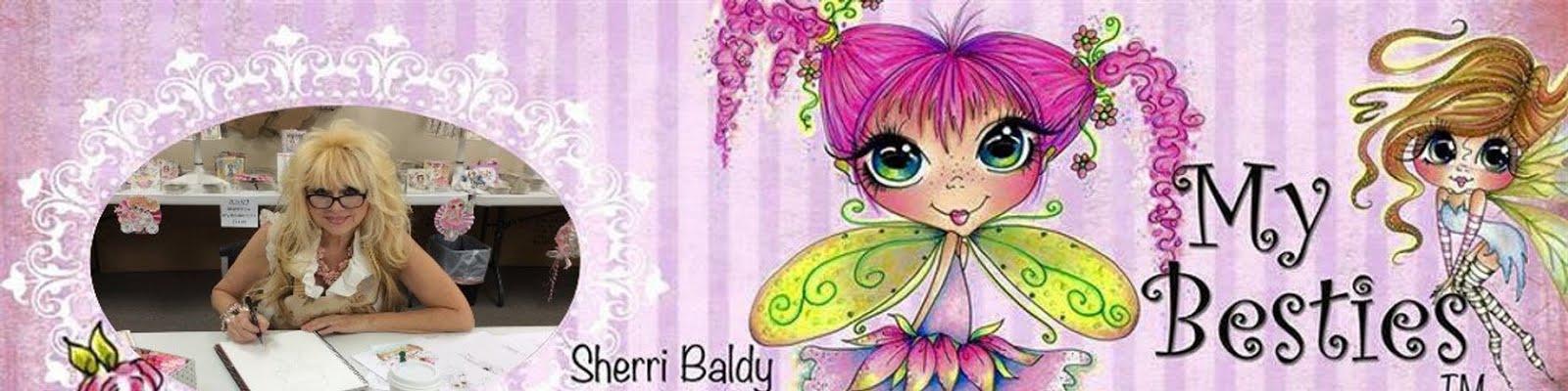 Shop Etsy - Sherri Baldy Art