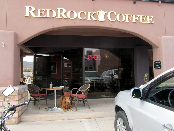Red Rock Cafe Castro St