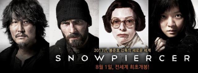 La película Snowpiercer