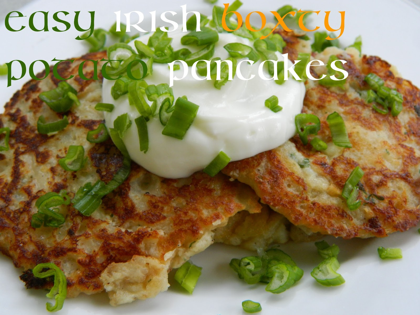 ... boxty well boxty is a traditional irish potato pancake that contains