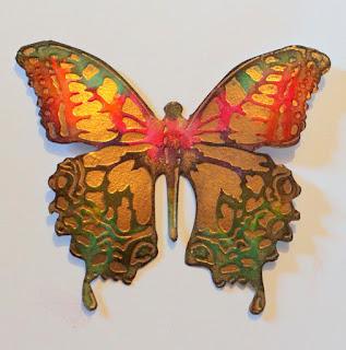 apierowy motyl