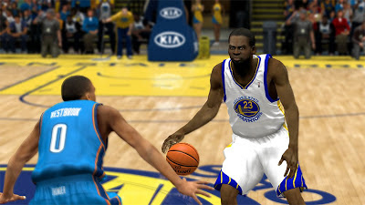 NBA 2K13 Draymond Green Cyberface 2K Patch