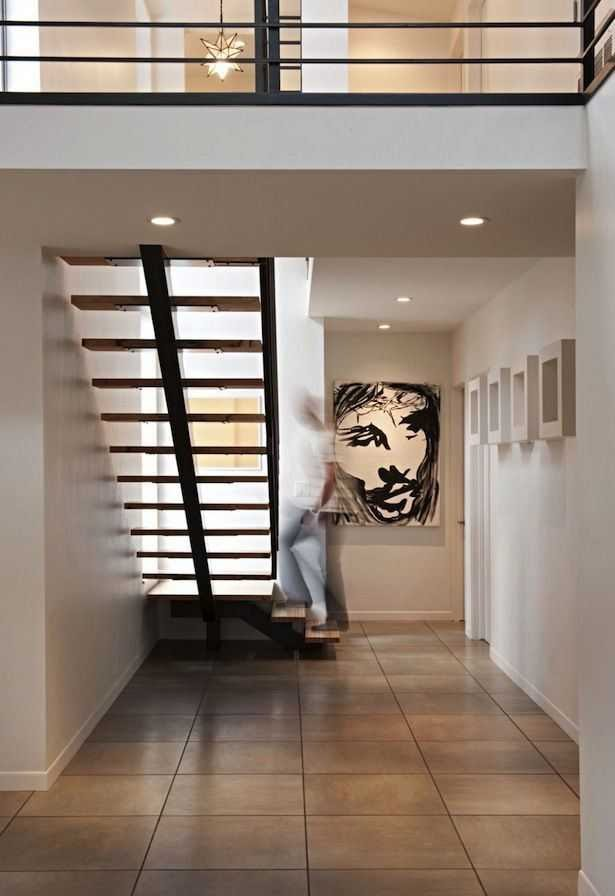 model tangga rumah terbaru