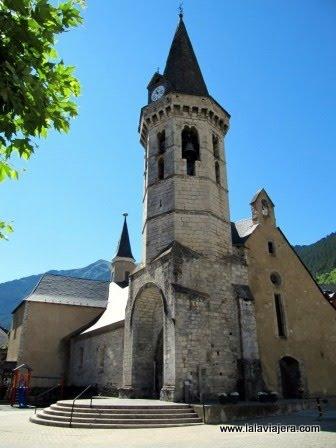 Iglesia Vielha, Romanico Valle Aran