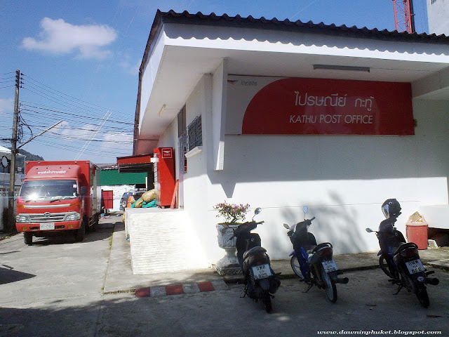Post Offices in Phuket
