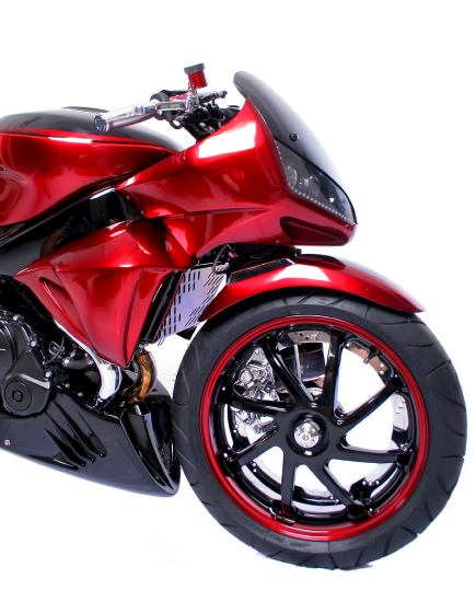 Motor Modif Modification Honda Cs 1 Into Muscle Bike Style