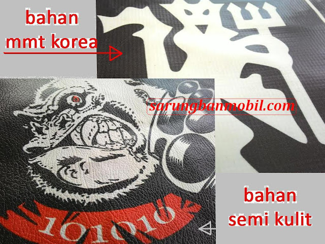 sarung ban cover ban serep toyota rush