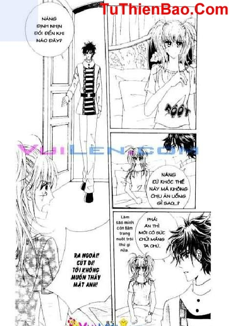 Công chúa của tôi Chapter 7 - Trang 81