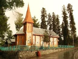 Nathia Gali Church