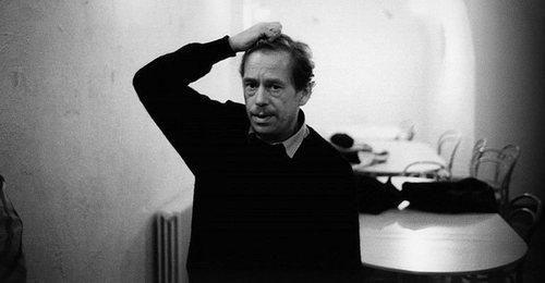 Václav Havel. Antikody (1964). Doctor Ojiplático