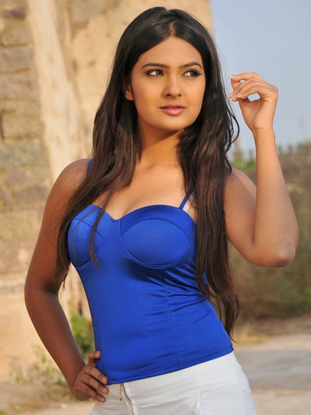 Neha Deshpande New Hot Stills in The Bells Movie