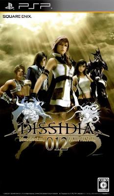 Dissidia 012: Duodecim Final Fantasy PSP