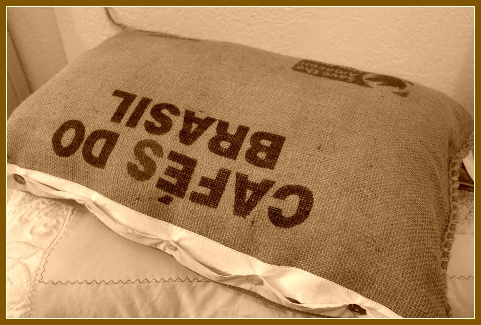 Amato My little cozy home (Cilli Studio): I SACCHI DEL CAFFE' HX99