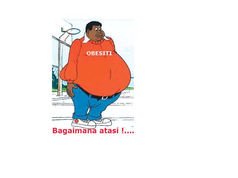 Kebelakangan Ini Isu Obesiti Dalam Kalangan Penduduk Di Negara Kita