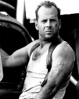 Popular Hollywood Actor Bruce Willis Latest HD wallpapers 2012