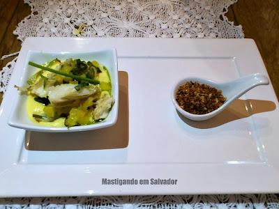 Hotel Villa Bahia: Bacalhau Gratinado