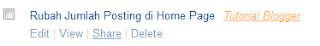 delete posing,hapus posting,hapus artikel,posting blog,blogger posting,blogger posts