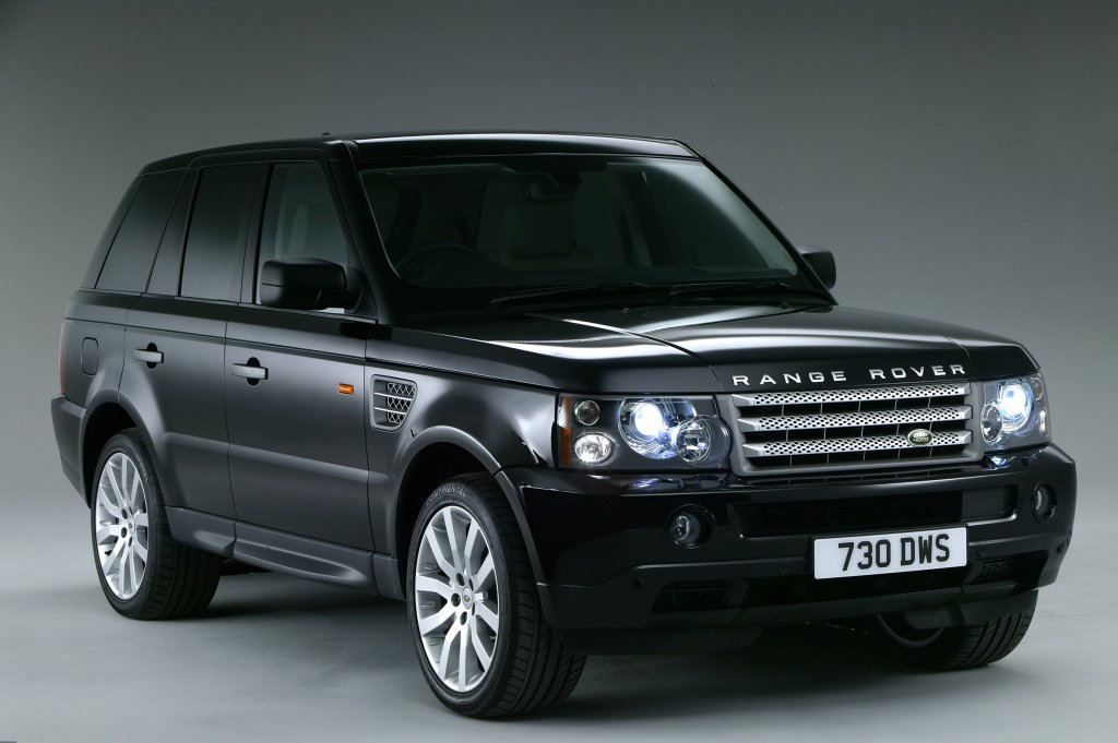 Ranch Jeep >> car-model-list: Land Rover Range Rover Cars