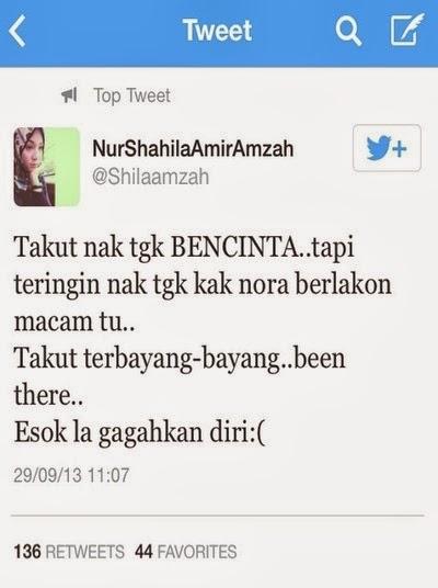 """""""Tak Puas Hati Cakap Depan-Depan"""" - Sharnaaz Ahmad"""