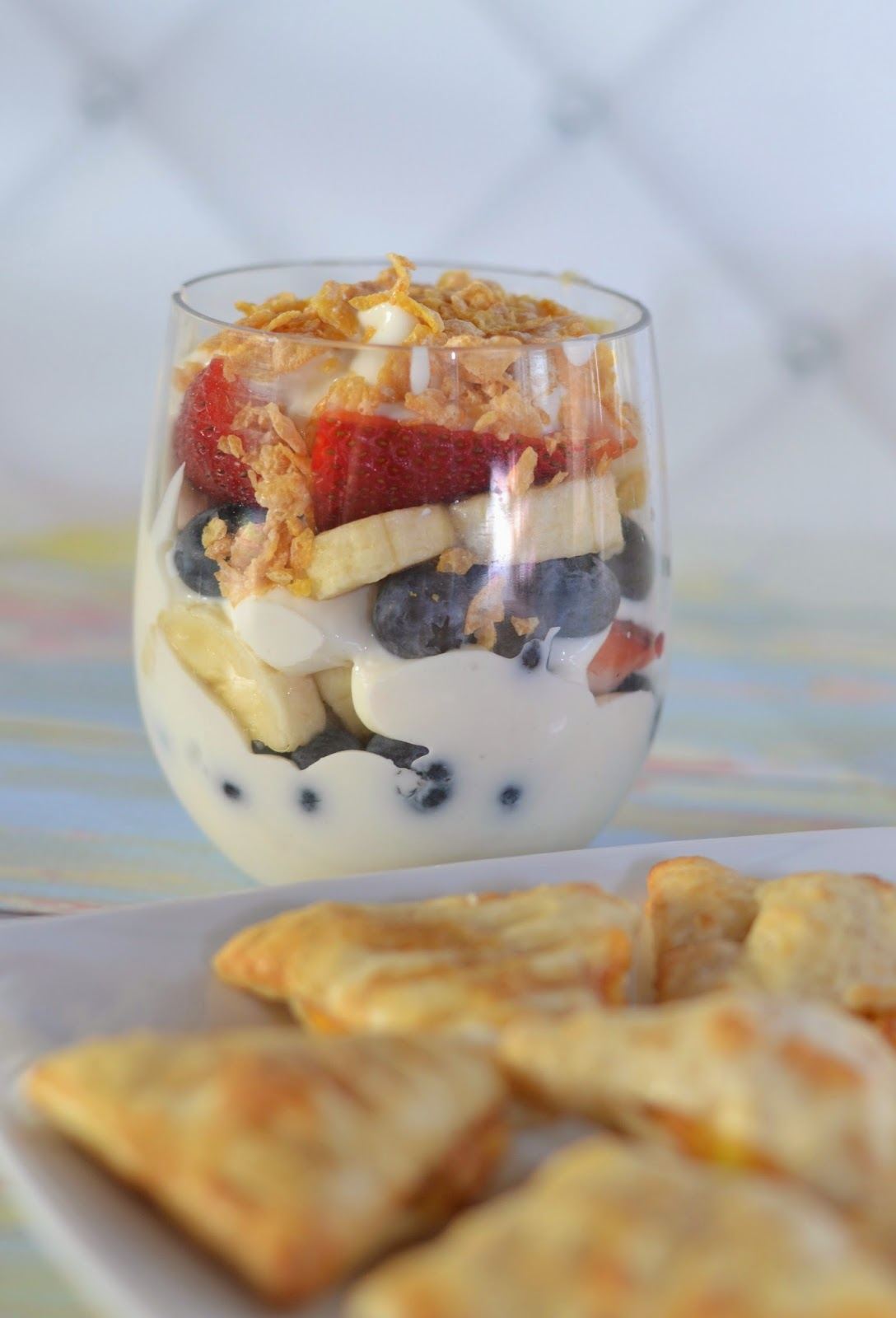 Hot Pockets Breakfast and Snack Bites.  Yogurt Parfait ideas.  Easy snack ideas for kids.  Hot Pocket Bites. HOT POCKETS® Snack Bites AND Breakfast Bites