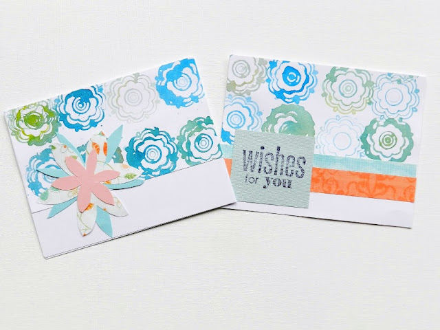 Watercolor Birthday Cards