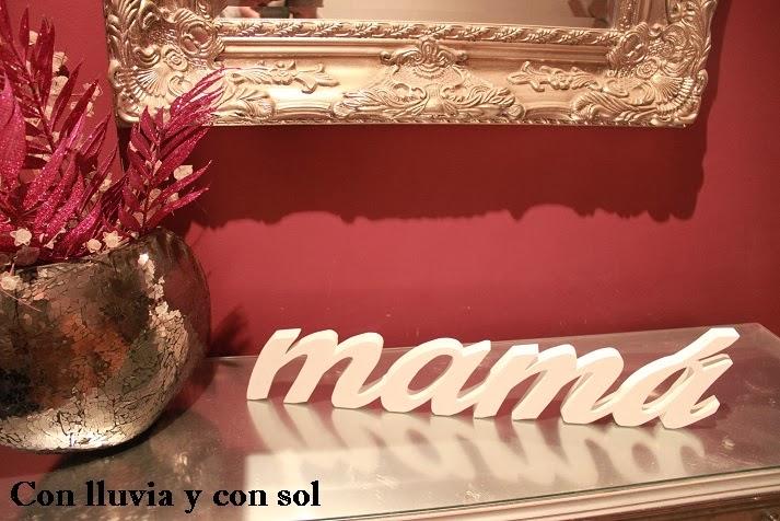 letra ay mama: