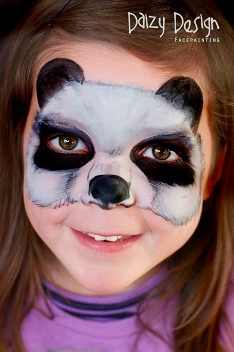 10-Christy Lewis Daizy-Face Painting - Alternate Personalities-www-designstack-co