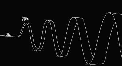 Arctic Monkeys - Do I Wanna Know? music video animation