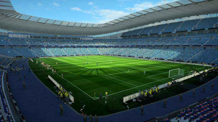 PES 2013 Etihad Stadium by cui ruby