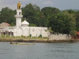 Kaum Purnah Mosque and Muslim Village