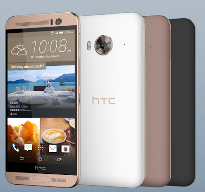 HTC launches One ME smartphone with 20 Megapixels rear camera in India for Rs. 40500