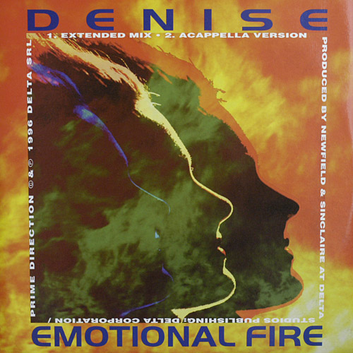 Denise & Madison - Emotional Fire & Don't Let Me Down (Maxi)