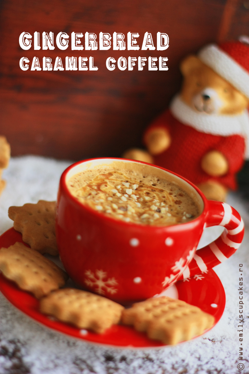gingerbread caramel coffee - reteta Starbucks | Your Title