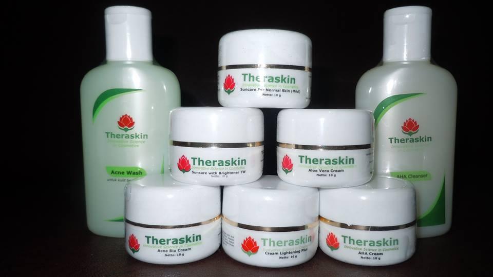 Produk Theraskin