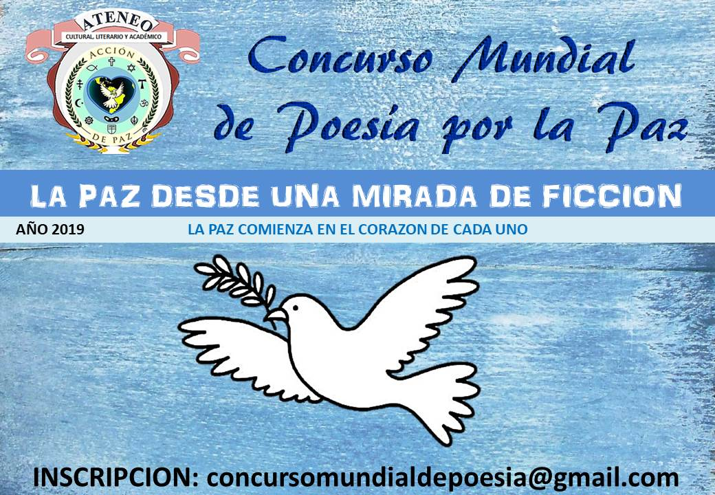 CONCURSO MUNDIAL DE POESIA