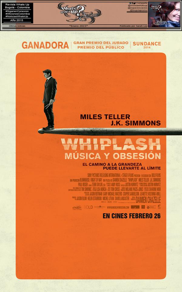 Whiplash-Música-Obsesión