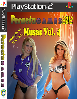 Download Futebol Musas Vol 4 Perneta Games 2012 PS2