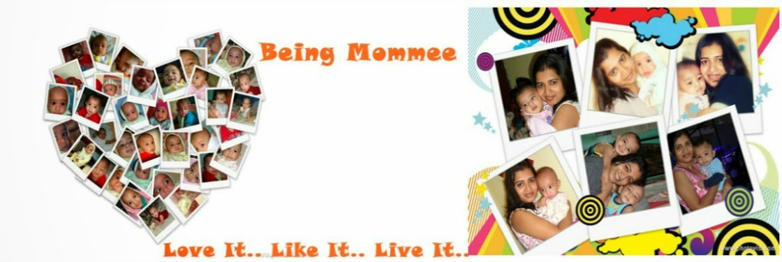 Being Mommee... Love It... Live It... Like It...