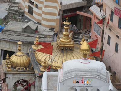 Jawala Devi Temple main temple