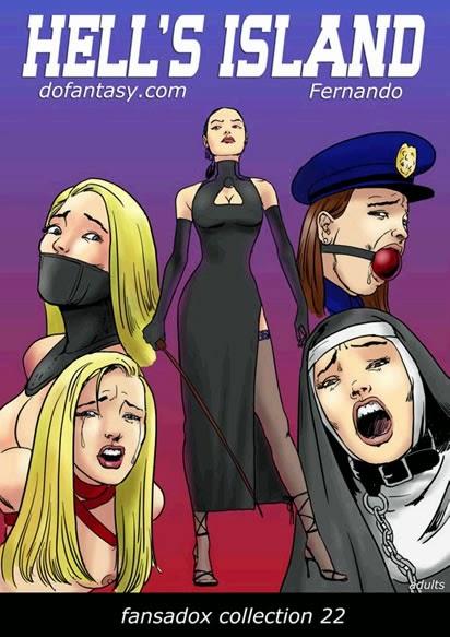 Comics BDSM traducidos al español: Fansadox 022 La Isla ...