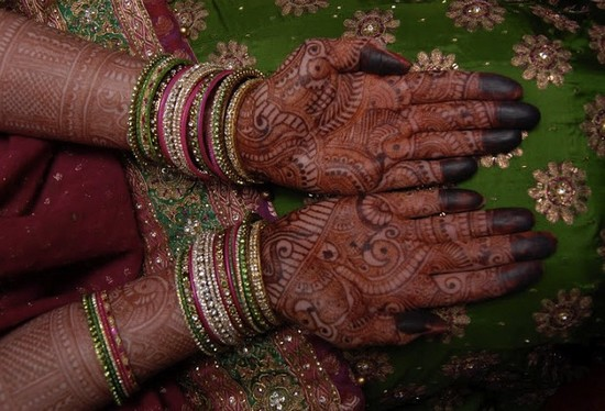Mehndi Hand With Eye : Mehndi design for hands gujraati party simple