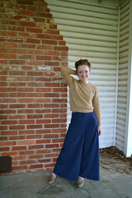 Flashback Summer:  A Good Ol' Outfit Post