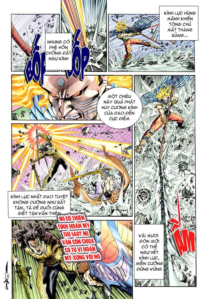 Thần Binh Huyền Kỳ I chap 145 - Trang 16