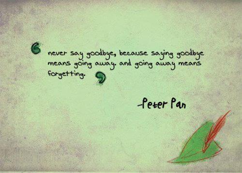 Peter Pan e Tinker Bell